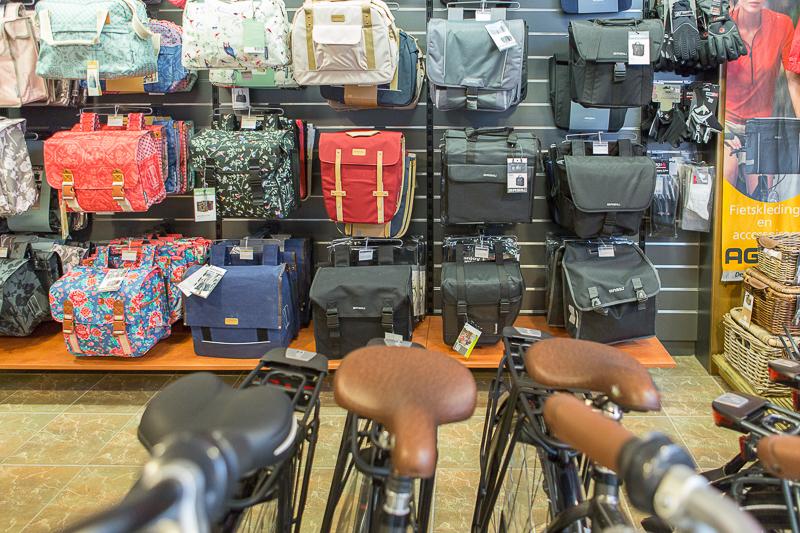 Accessoires voor de fietser