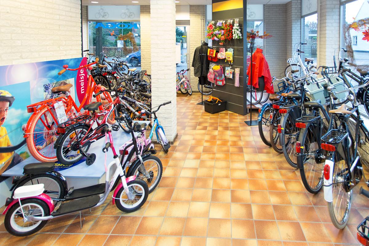 Fietsspeciaalzaak Ad van Lieshout